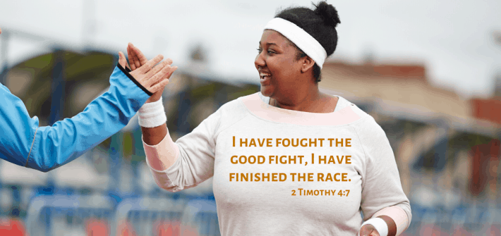 It doesn't matter what shape you are in at the beginning of training, it's what you do in the training process that determines the outcome of your race.