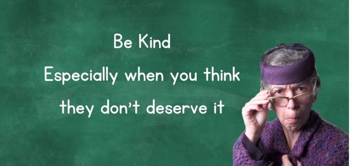 Kindness doesn't cost you much more than your attention, and occasionally, your time. However, it reaps immediate and eternal benefits for yourself and, more importantly, for others.