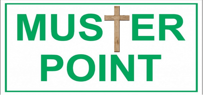 The Cross - Christianity's Muster Point