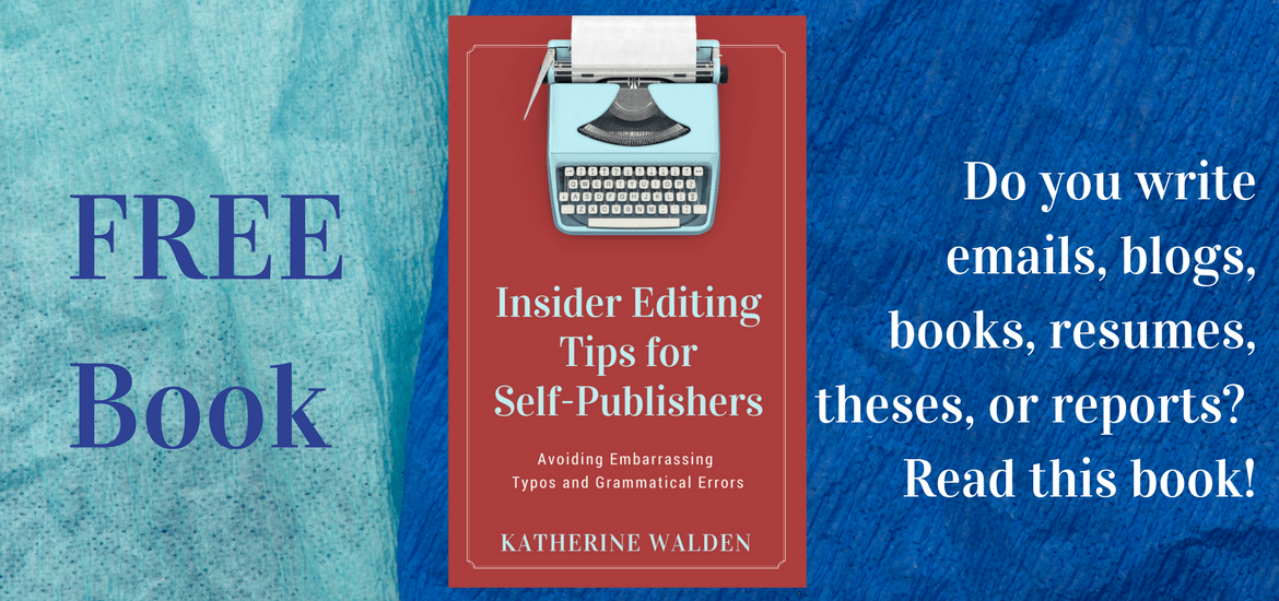 Insider Editing Tips for Self-Publisher