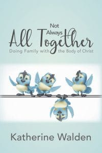 Not Always All Together now available in Kindle and Paperback formats
