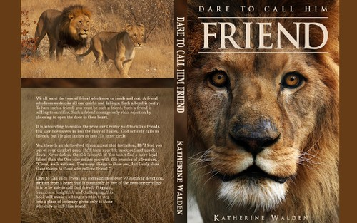 Book Cover for Dare to Call Him Friend
