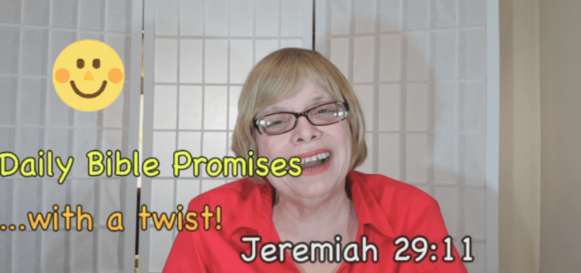If you are waiting for God's promises to come to pass - just don't sit there, make the most of where you are. Jeremiah 29:11 is a wonderful promise but it's often taken out of context. Trust God's process.