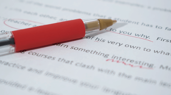 Simple Editing and Proofreading Services offered