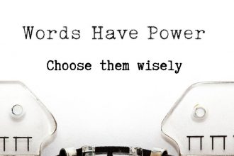 Your words are powerful. They can build up, and they can tear down. The words you speak sow seeds. Consider what crop you would like others to harvest by spending time with you.