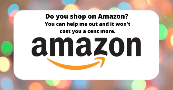 By using this link to go to Amazon and purchase whatever you usually would, Amazon will pay me a small comission at NO expense to you.